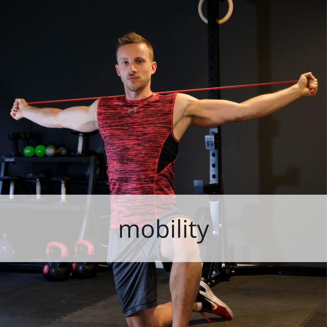 better mobility and flexibility