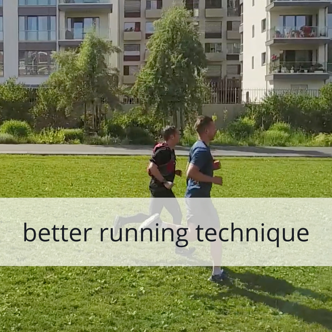 running technique & endurance