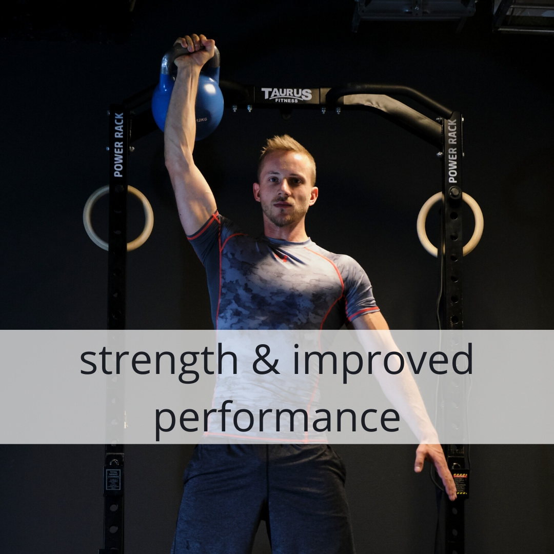 strength & performance